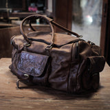 Leather Travel Bag from ARCA Apparel