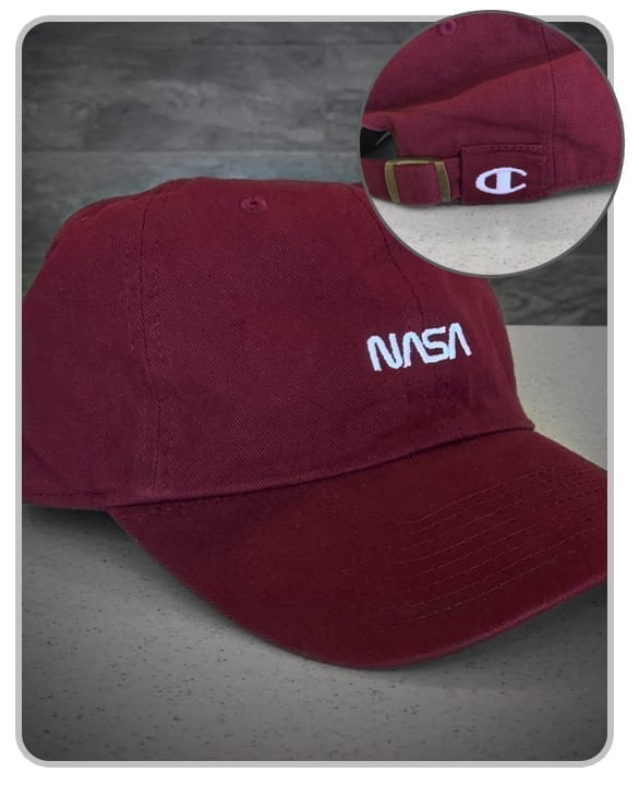 (BOGO) - NASA (Champion) Hat