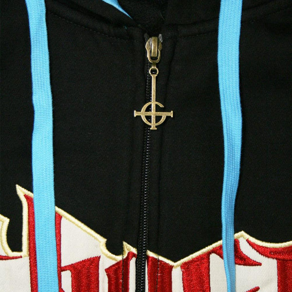 Opus Eponymous Cut and Sew Hoodie