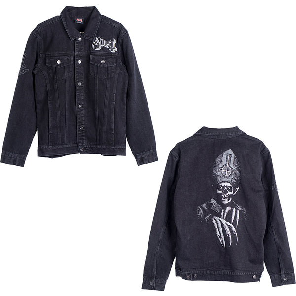 Nosferatu Denim Jacket