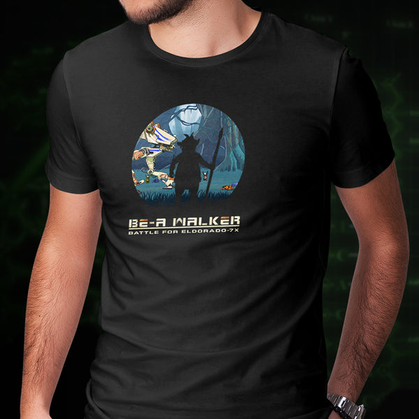 BE-A Walker T-Shirt