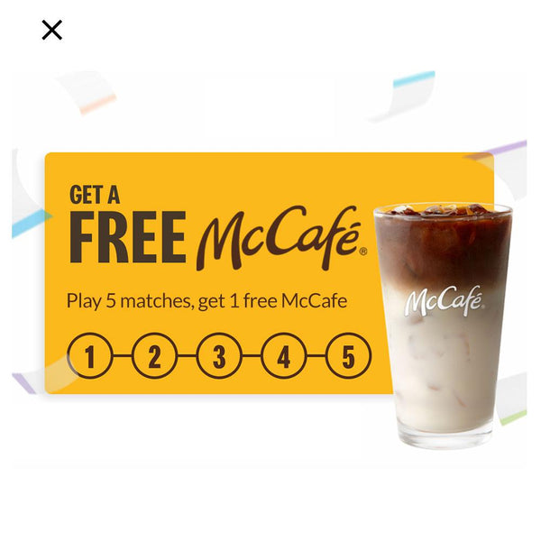 Copy of Free McCafe by McDonald's