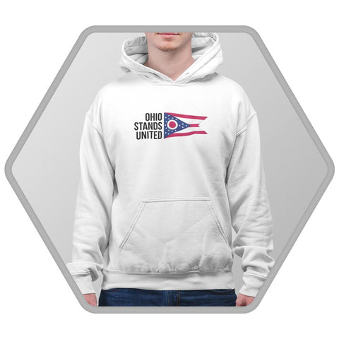 Ohio Stands United Hoodie