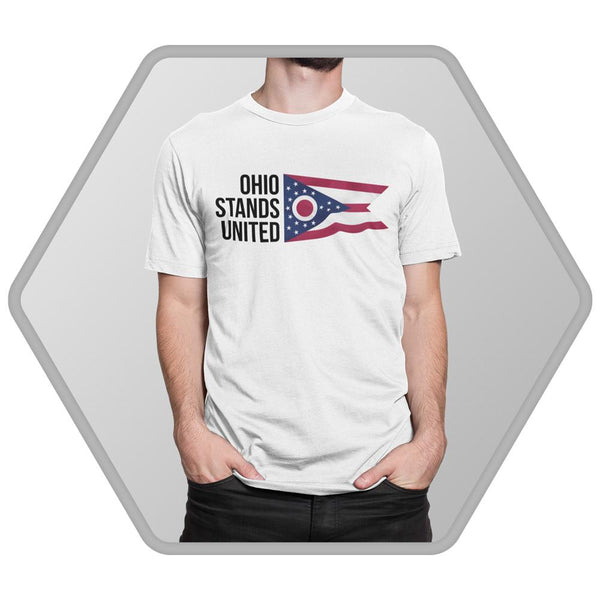 Ohio Stands United Tee