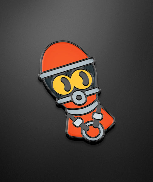 Scavenger hunt: Ninja Pin