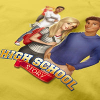 The High School Story T-Shirt two