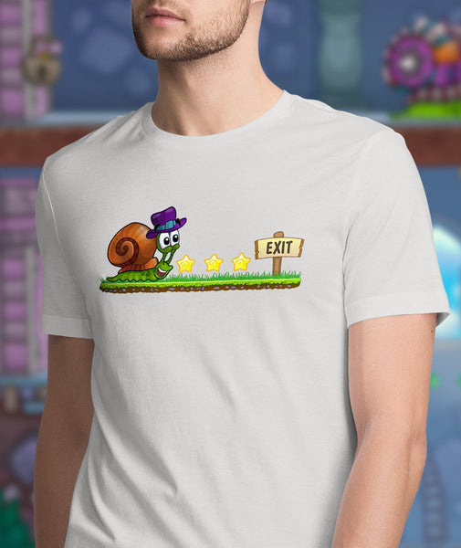 "Snail Bob ""The Fastest One"" T-shirt"