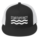 StartupCincy Wild trucker hat