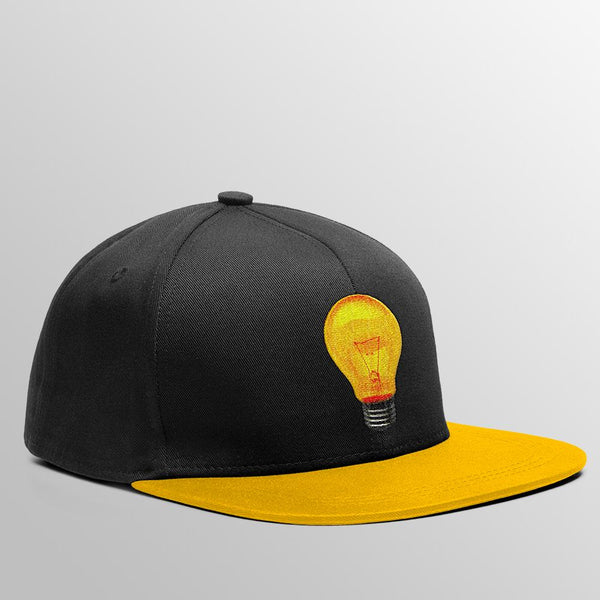 Idea Smash Snapback Hat