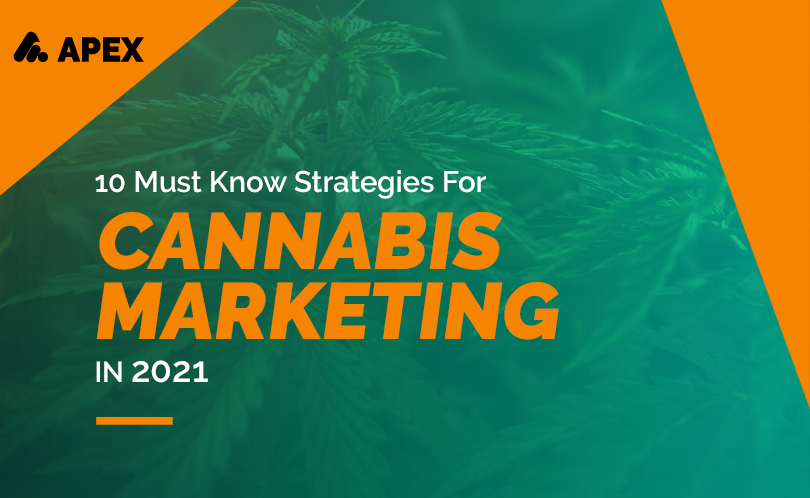 10 Must Know Marijuana Marketing Strategies in 2021