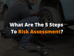 take 5 risk assessment steps