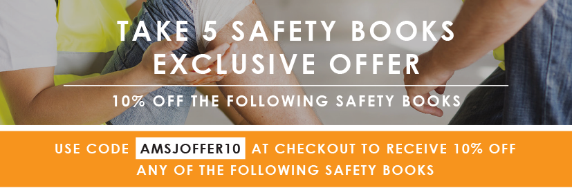 Take 5 Safety Books Offer