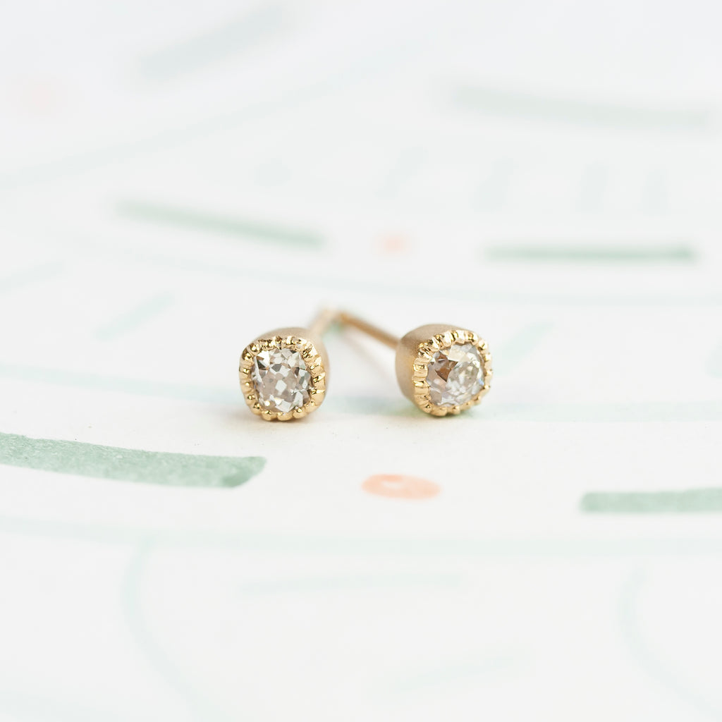 Limited Collection Picot Studs (LC5892)