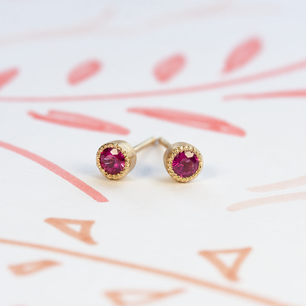 Limited Collection Picot Studs (LC5970)