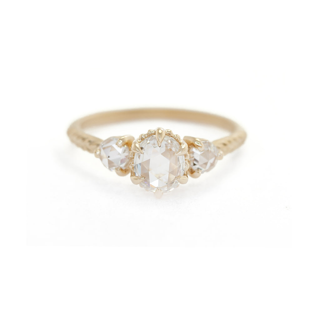 Limited Collection Evergreen 3-Stone Ring (LC5635)