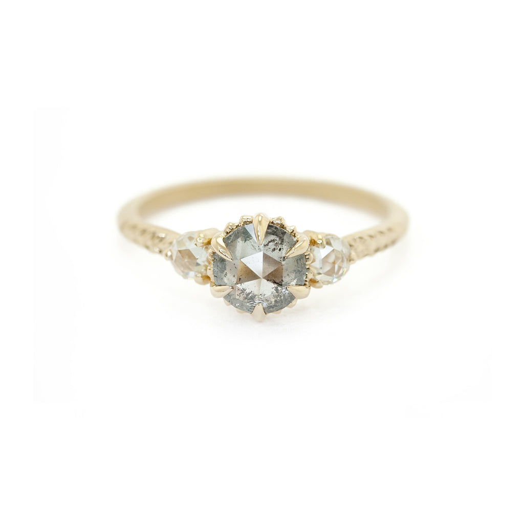 Limited Collection Evergreen 3-Stone Ring (LC5928)