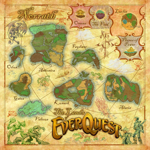 "EverQuest Original Soundtrack on Vinyl ""Mez Spell"" Edition"