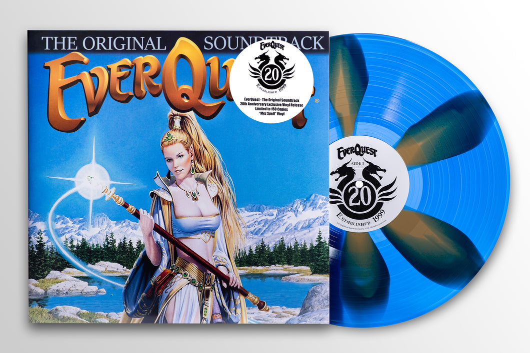 EverQuest Original Soundtrack on Vinyl