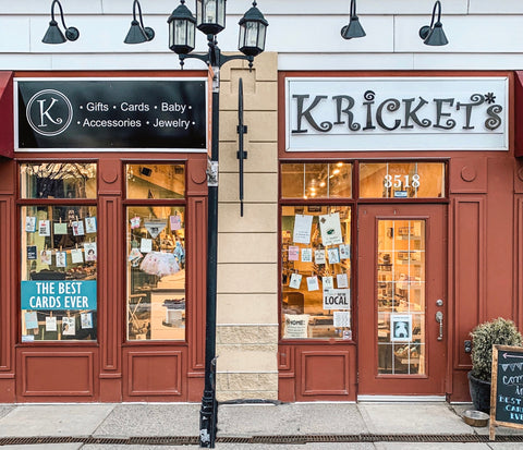 The Cardroom By Kricket's Brick And Mortar Store