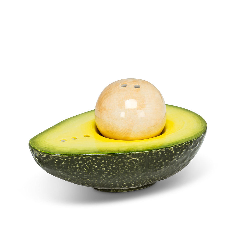 Avocado & Pit Salt & Pepper