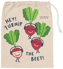Load image into Gallery viewer, Funny Food Produce Bags Set of 3