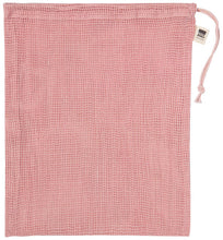 Load image into Gallery viewer, Blush Le Marché Produce Bags - Set of 3