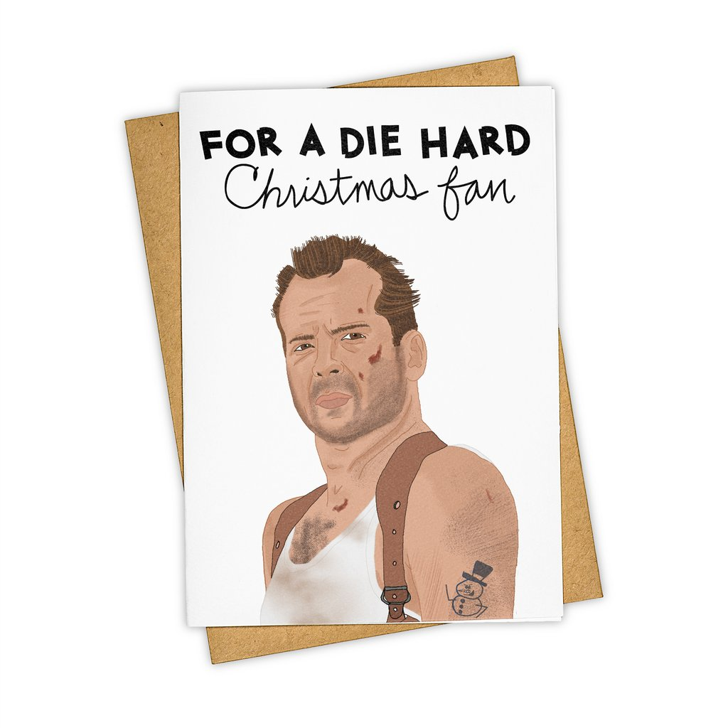 FOR A DIE HARD CHRISTMAS FAN
