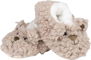 Snoozies Baby Furry Footpals - Bear