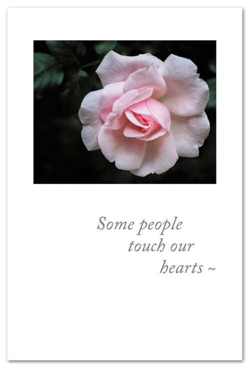 Some People Touch Are Hearts