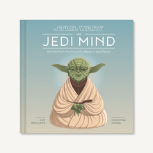 Load image into Gallery viewer, Star Wars The Jedi Mind: Secrets From the Force for Balance and Peace