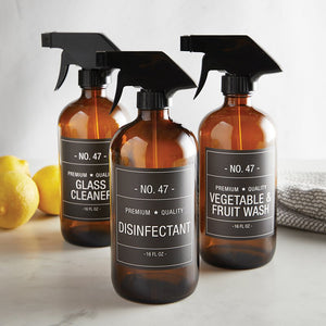 All Purpose Cleaner Glass Bottle