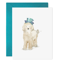 Load image into Gallery viewer, LUCY DOODLE DOG BIRTHDAY