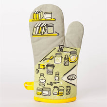 Load image into Gallery viewer, DROPPIN' A RECIPE ON YOUR ASS OVEN MITT
