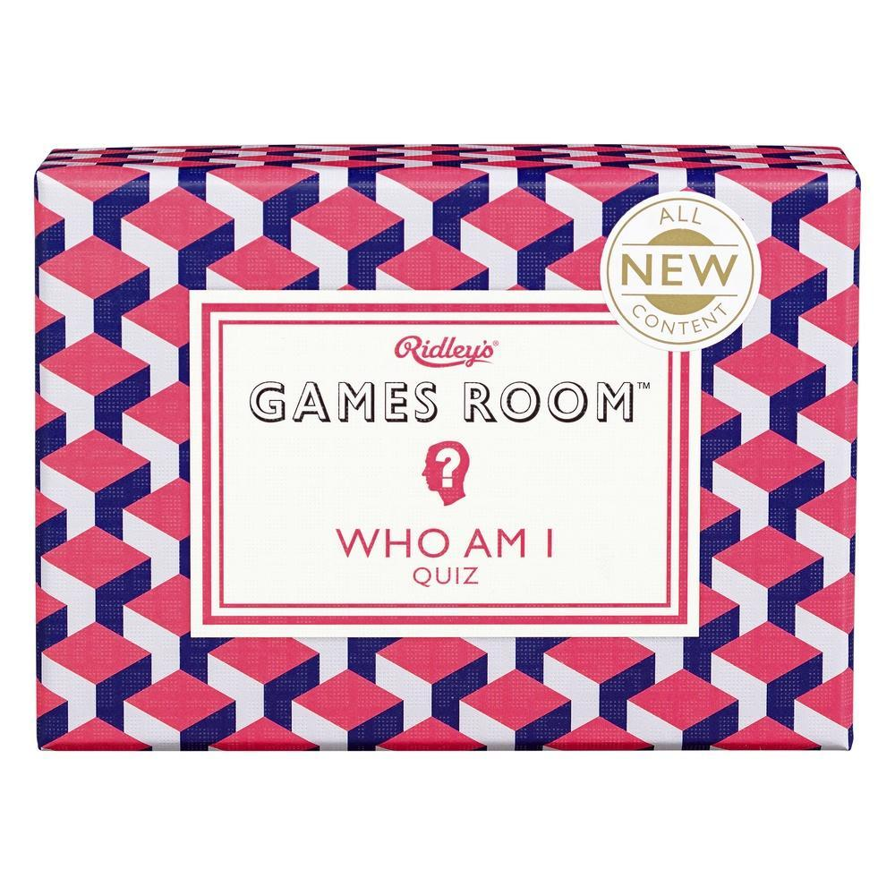 Ridley's Who Am I Trivia Quiz Game