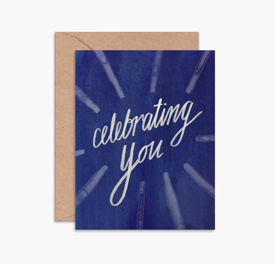 CELEBRATING YOU CARD
