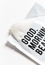 Load image into Gallery viewer, Happy Spritz - Good Morning Beautiful Essential Oil Towelette 7 Day Bag