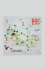 Load image into Gallery viewer, Canada Muslin Swaddle
