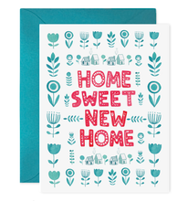 Load image into Gallery viewer, HOME SWEET NEW HOME CARD