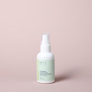 Apt. 6 Skin Co Spearmint Eucalyptus Hand & Body Lotion
