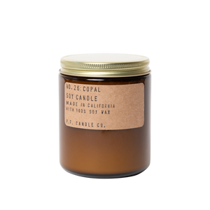 P.F. Candle Co - Copal 7.2oz (Limited Edition)
