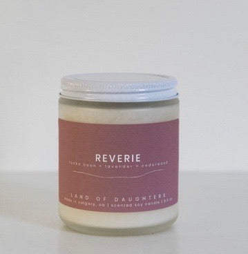 Land Of Daughters Candle - Reverie