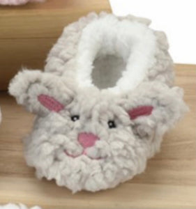 Snoozies Baby Furry Footpals - Bunny