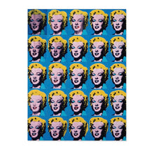 Load image into Gallery viewer, Andy Warhol/Marilyn Monroe Double-Sided 500 Piece Puzzle