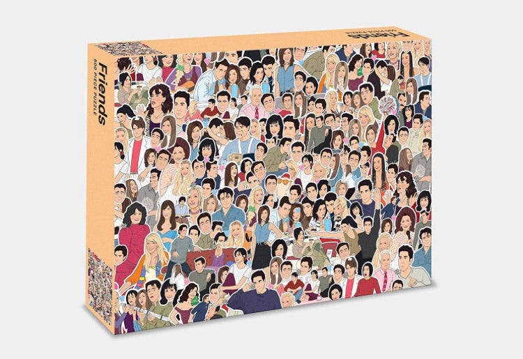 Friends Jigsaw Puzzle (500 piece)