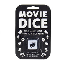 Load image into Gallery viewer, Movie Dice