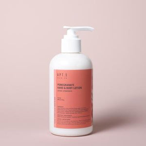 Apt. 6 Skin Co Pomegranate Hand & Body Lotion
