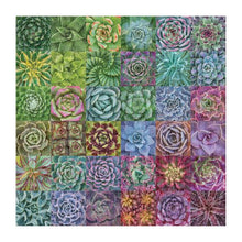 Load image into Gallery viewer, Succulent Spectrum 500 Piece Jigsaw Puzzle