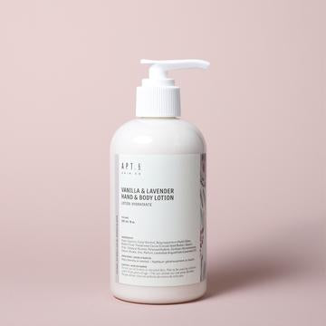 Apt. 6 Skin Co Vanilla Lavender Hand & Body Lotion
