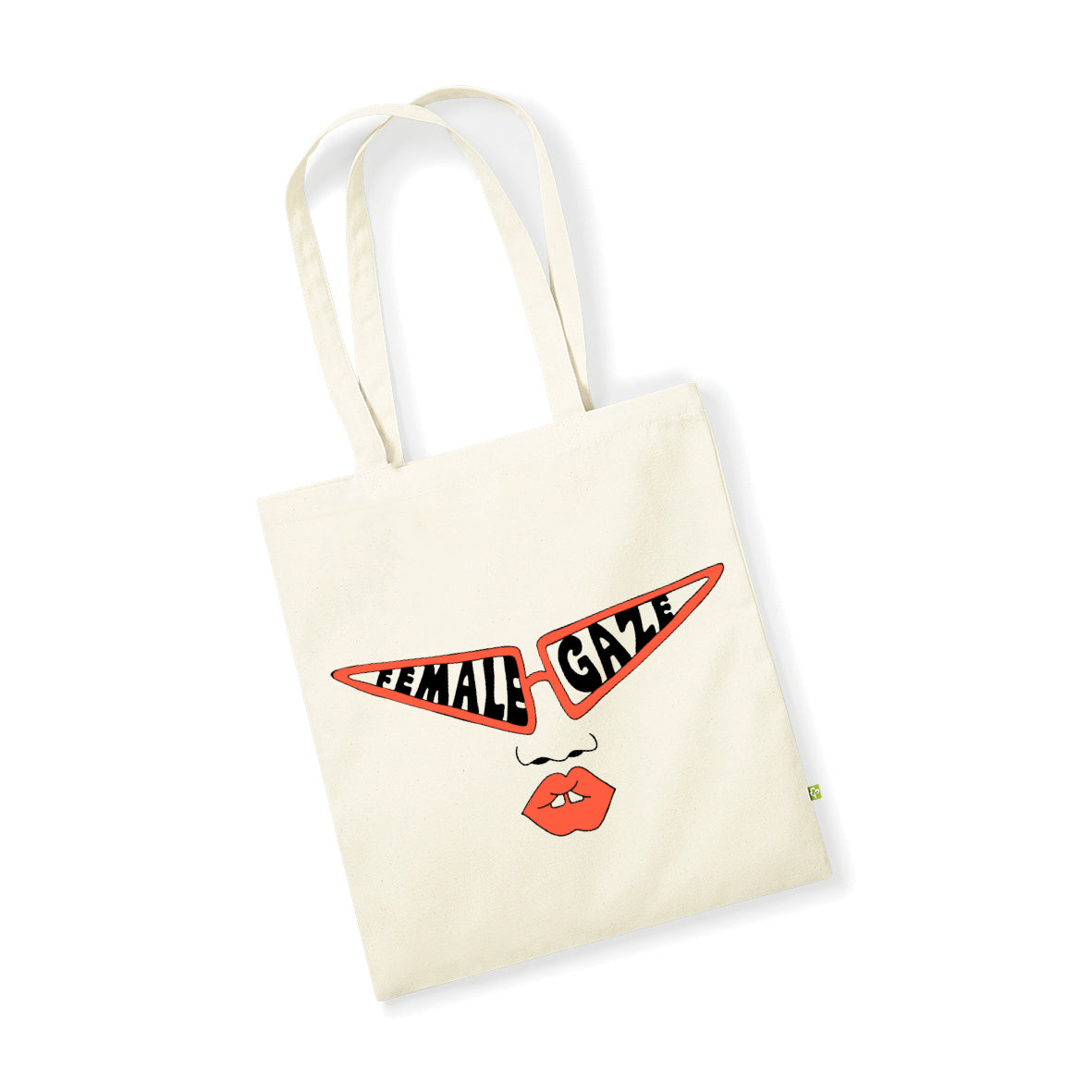 Female Gaze - Tote Bag