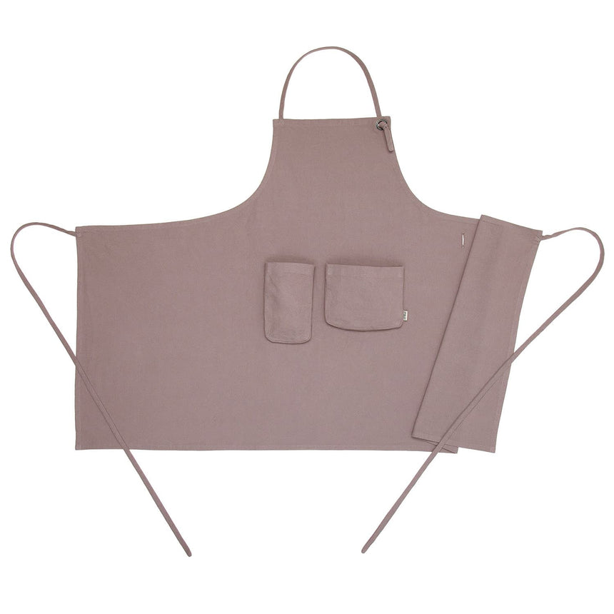 Numero 74 - Apron Adult - Dusty Pink - S007